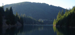 McCloud Reservoir