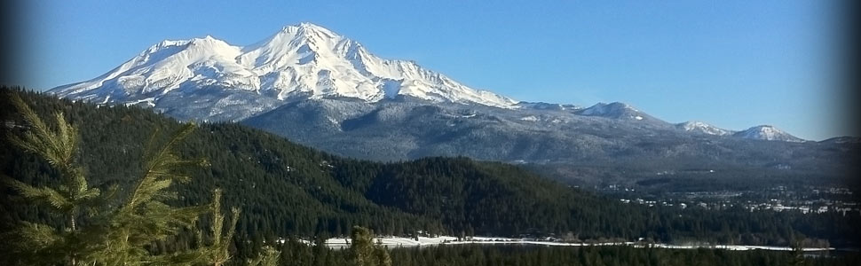 Mt Shasta, Northern California