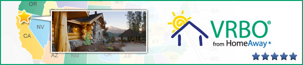 vacation home in Mt Shasta, Northern California reservation info